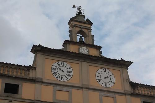 Piazza Matteotti: particolare