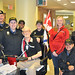 2013 HMCS Prevost visit Parkwood Veterans Hospital