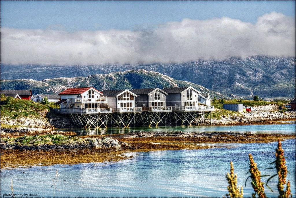 Fishing Norway