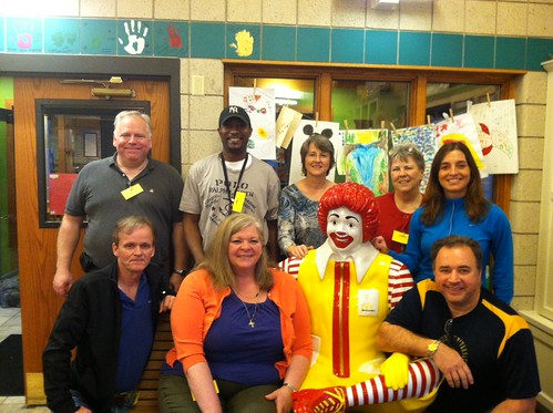 Cooking Brunch for Ronald McDonald House -- Milwaukee, Wisconsin (USA)