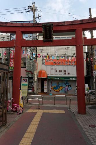 京急穴守稲荷駅
