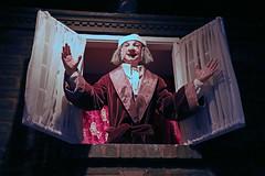 Ebenezer Scrooge on Christmas Morning