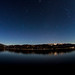"Geminids over Walchensee by ""Dr. D"""