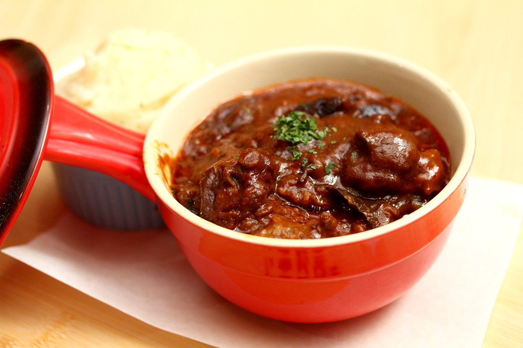Rokeby: Braised Ox Cheek Stew