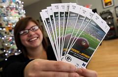Green Bay Playoff Tickets