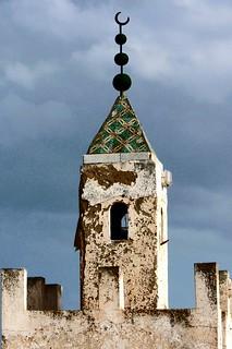 Takrouna Tower