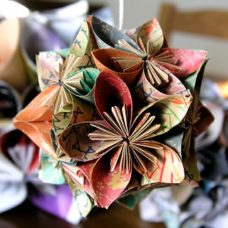 2010 kusudama ornament cropped
