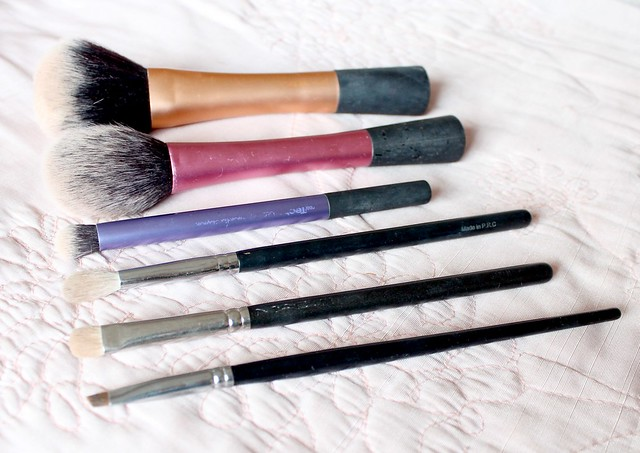 My Favourite Makeup Brushes of 2013