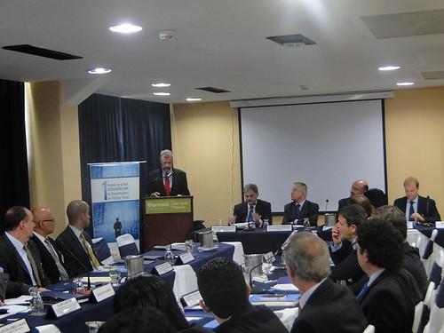Primera Reunión de la Red Iberoamericana de Responsables de Política Fiscal. Costa Rica, Noviembre 2013