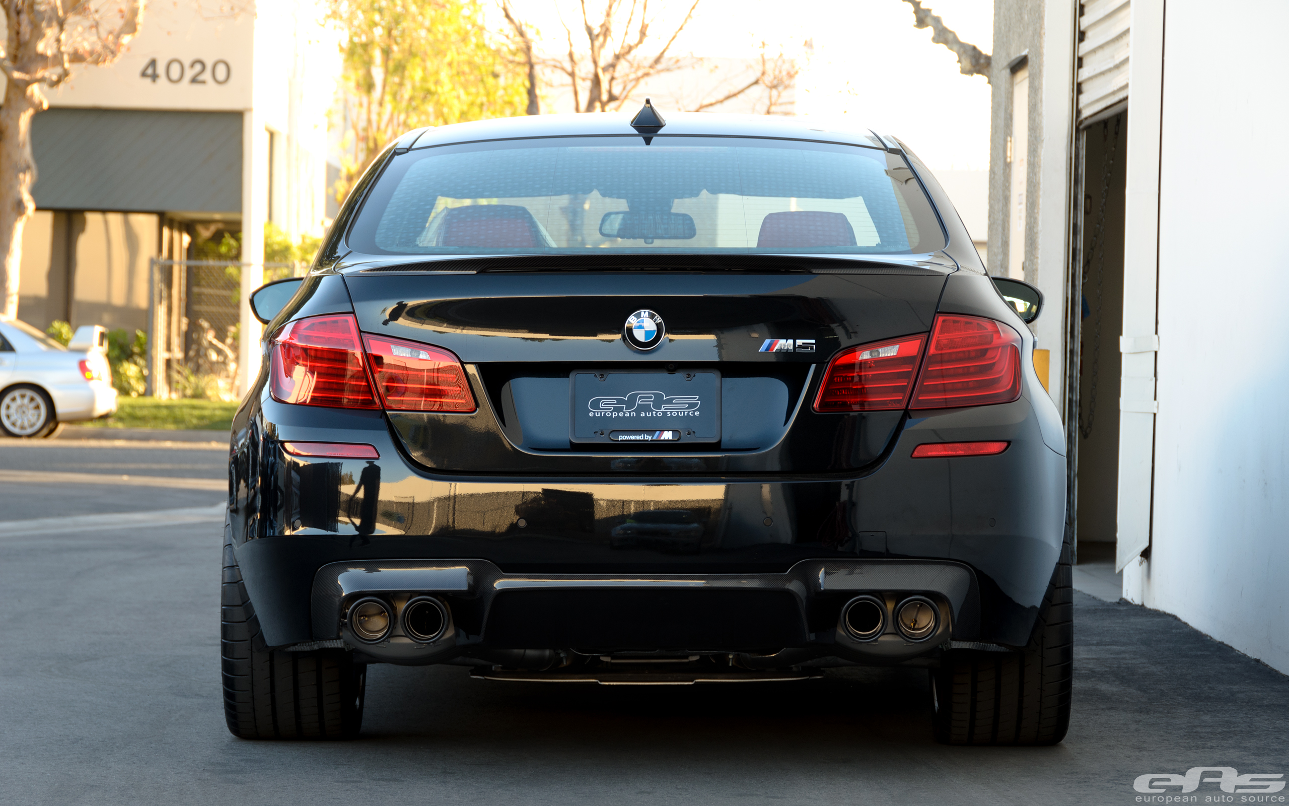 Eas Brand New M5 Gets The Eas Treatment