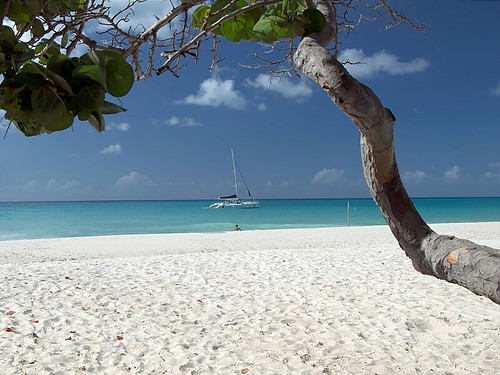Aruba – bělostné karibské pláže, tyrkysové moře a oranžské dědictví
