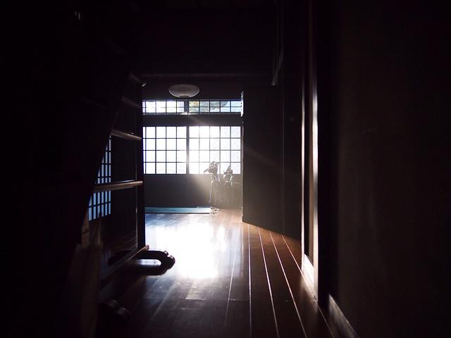 2013.1.19 玄関