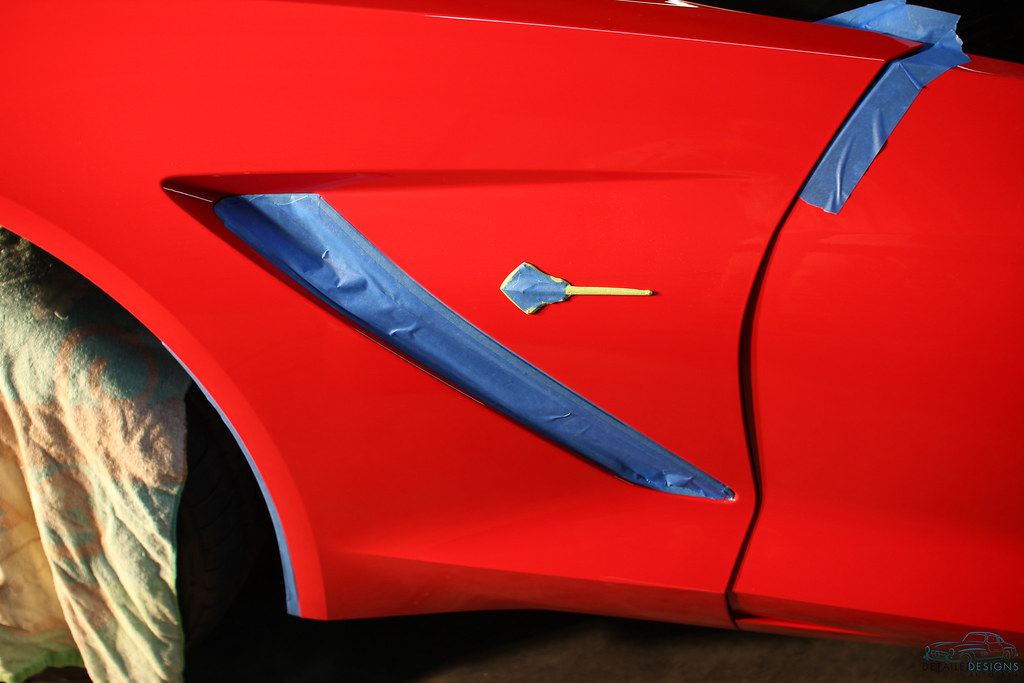 Stingray Paint Correction Auto Detailing Atlanta Detailed Designs Auto Spa