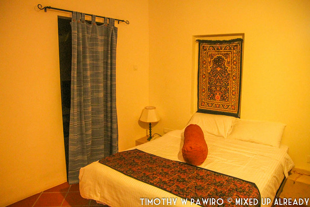 Malaysia - Penang - Spices Residence - The Double bed room (1)