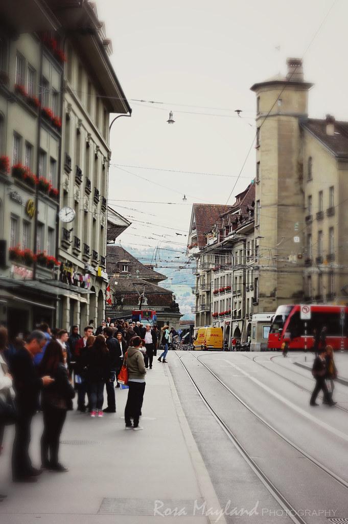 Bern Autumn Details