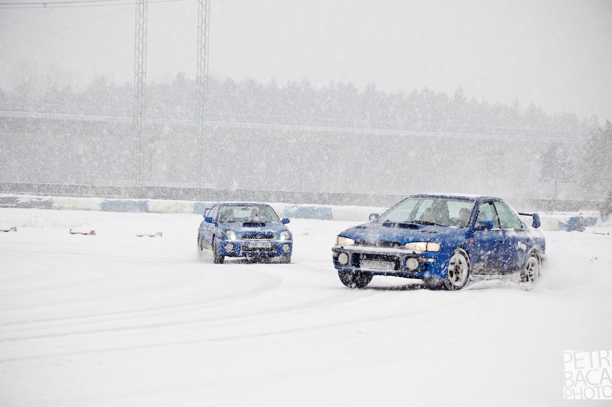 Driving Academy, Sosnová,