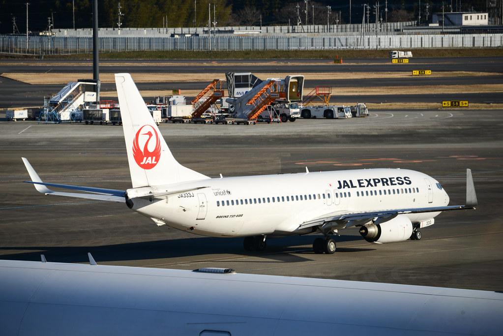 JAL Express 737-800WL JA311J