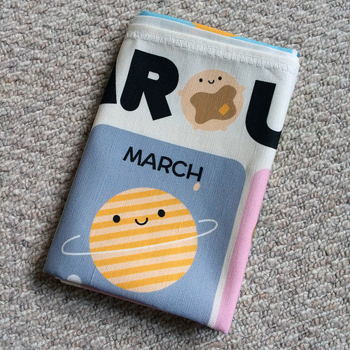 2014 Tea Towel Calendar