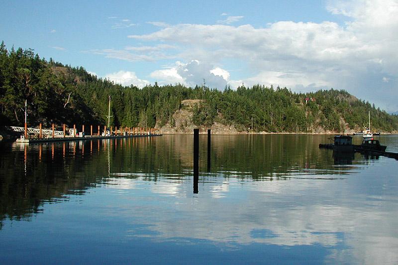 Cortes Island Bc Canada