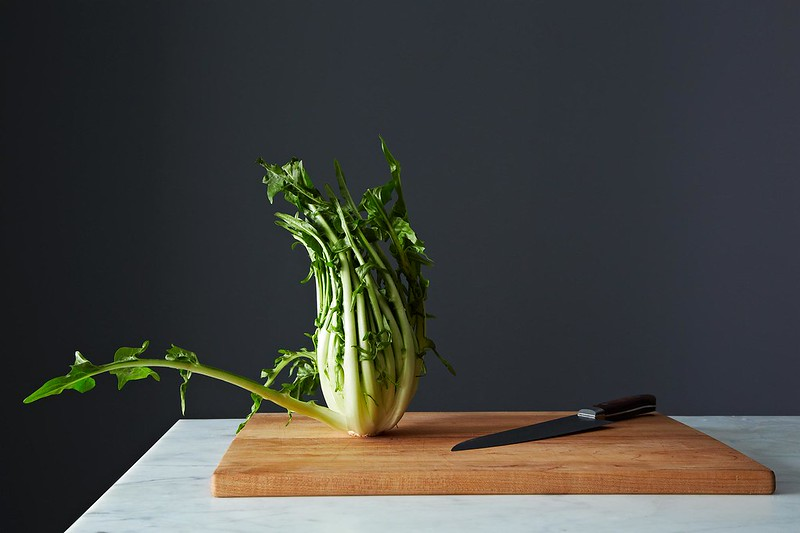 Puntarelle from Food52