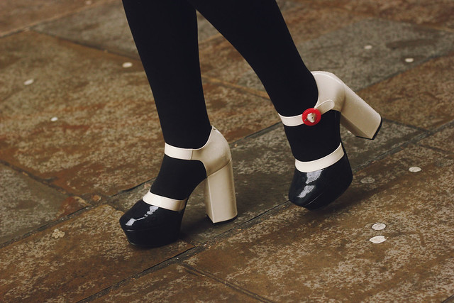 Orla Kiely x Clarks Shoes