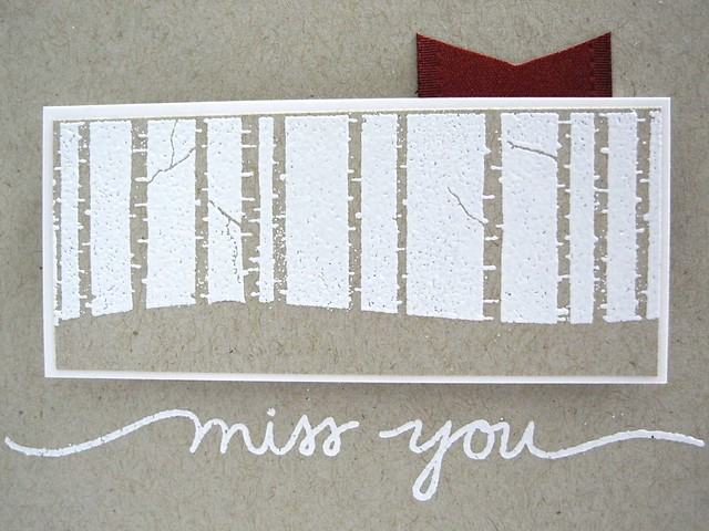 Miss You (detail)