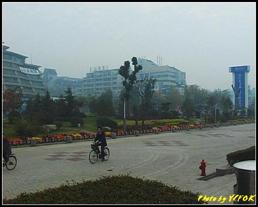 杭州 吳山天風景區 (清河坊) - 048 (吳山天風廣場 清晨)