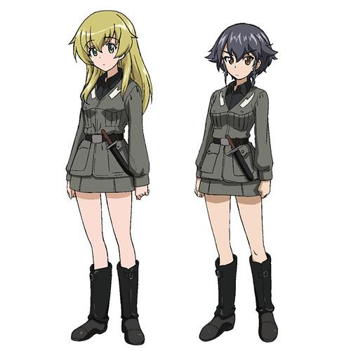 140211(1) - 少女與戰車OVA《ガールズ&パンツァー - これが本当のアンツィオ戦です!》(Girls und Panzer – 這就是真正的安齊奧決戰)搶先7/5特映、新角色海報公開! 2 FINAL