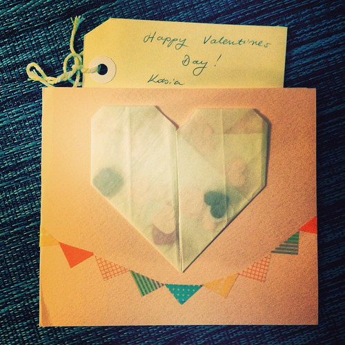 Handmade Valentine: Kasia
