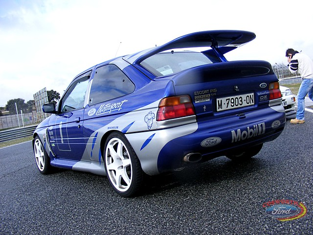 Ford Escort Cosworth by TTD Motorsport