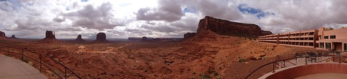 The View Hotel Monument Valley by Corinna Witt