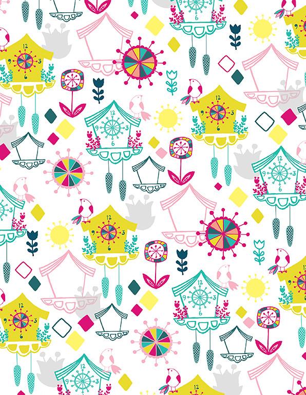 cuckoo pattern