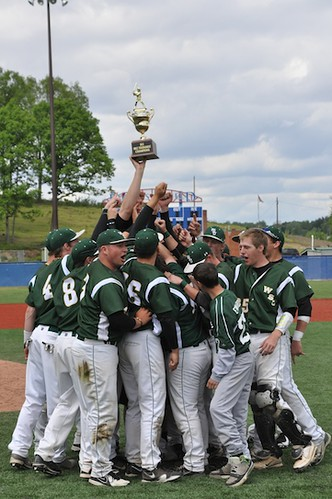 Baseball - 2013 ORCC Tournament Champs