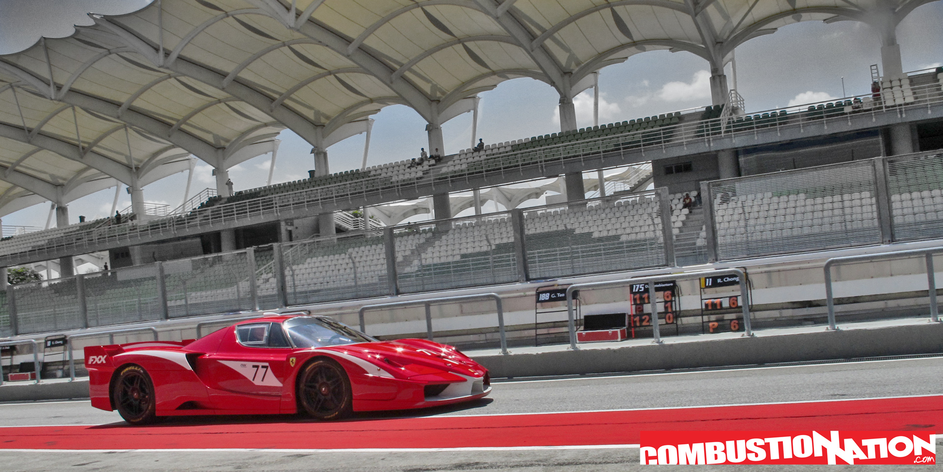 FXX track