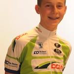 Ploegvoorstelling DCM Cycling Team