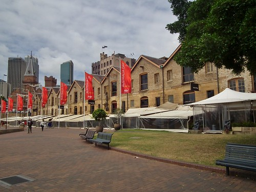Campbell's Storehouses - The Rocks NSW