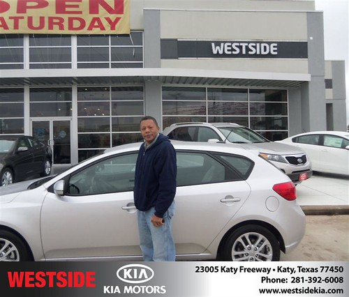#HappyBirthday to Vernal Shaw from Jerry Moore  and everyone at Westside Kia! by Westside KIA