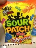 Sour Patch Kids by JeepersMedia