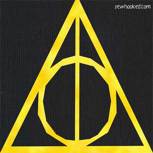 Deathly Hallows Symbol, updated 2014 | Flickr - Photo Sharing!