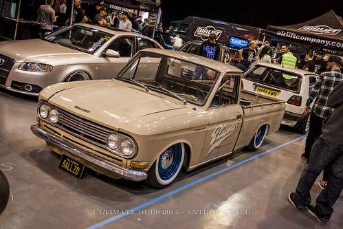 UD Indoors - Datsun Pick-up