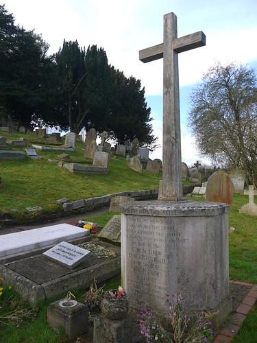 Memorial to WWII Firemen