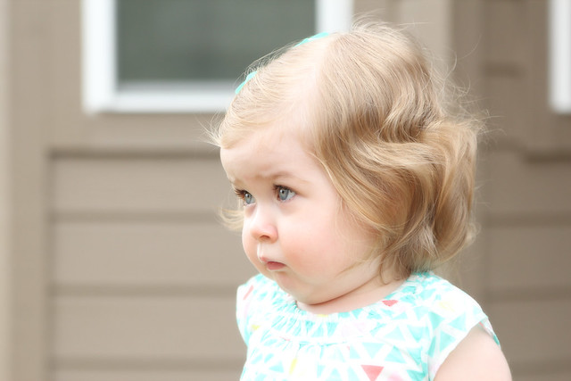 Harper at 18 months