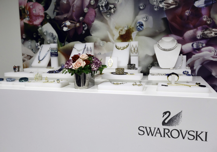 barbara crespo opi gwen swarovski event jewels manicure nails fashion blogger outfit blog de moda