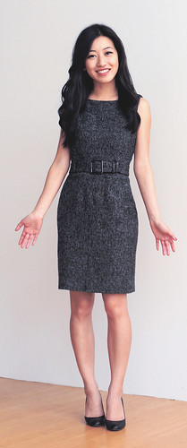 tweed dress standalone