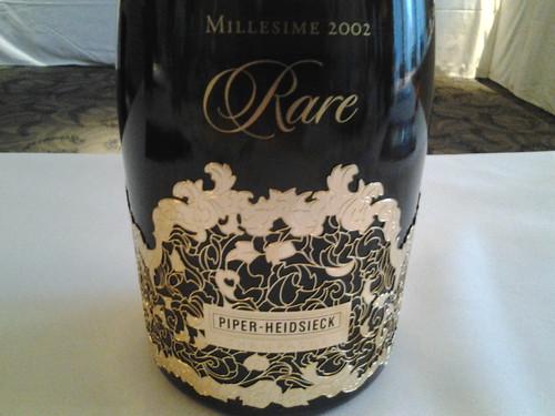 PIPER-HEIDSIECK RARE MILLÉSIME 2002