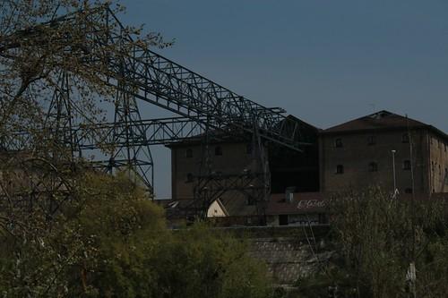 Lungotevere marconi: strutture industriali