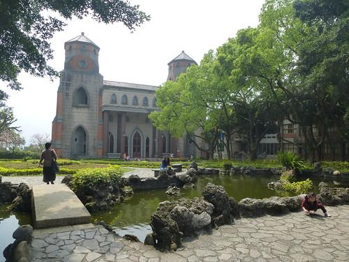 VTW14-Taipei-Tansui-Alethia University (1)
