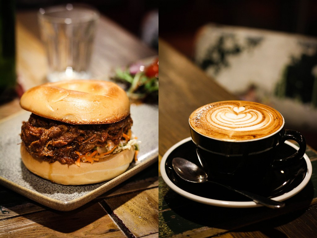 Top Paddock's food and coffee