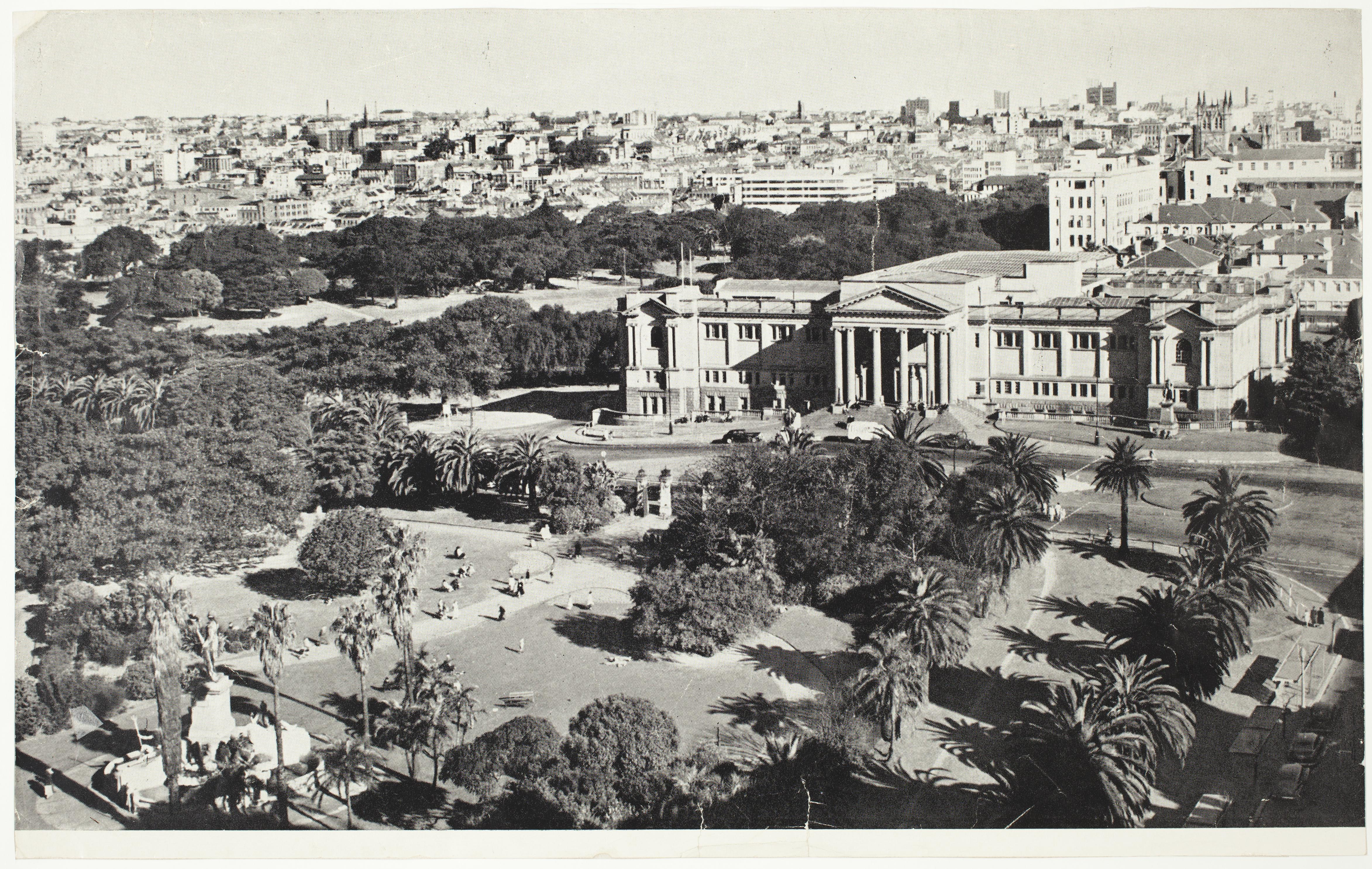 State Library of New South Wales ca. 1955