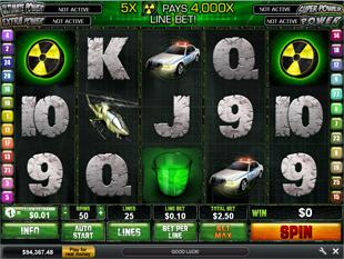 incredible hulk casino slot machine